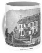 House Of John Hancock Coffee Mug
