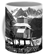 House Of Stilts Bw Coffee Mug