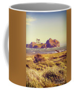 House On An Island Coffee Mug