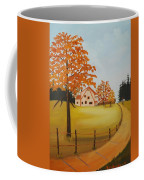 House On The Hill Coffee Mug
