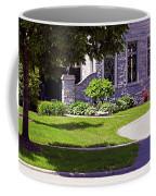 House On Wisconsin Avenue Coffee Mug