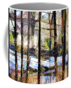 House Surrounded By Trees 2 Coffee Mug
