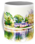 Houses By The Lake 1 Coffee Mug