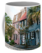 Houses In Charleston Sc Coffee Mug