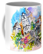 Houses In Ponte De Lima Coffee Mug