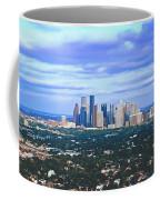 Houston 1980s Coffee Mug