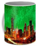 Houston Skyline 112 - Pa Coffee Mug