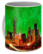 Houston Skyline 115 - Pa Coffee Mug