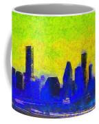 Houston Skyline 42 - Pa Coffee Mug