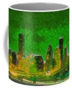 Houston Skyline 49 - Pa Coffee Mug