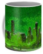 Houston Skyline 51 - Pa Coffee Mug
