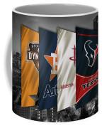 Houston Sports Teams 2 Coffee Mug