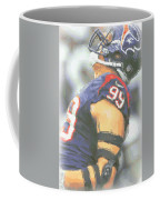 Houston Texans Jj Watt 3 Coffee Mug