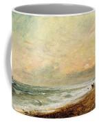 Hove Beach Coffee Mug by John Constable