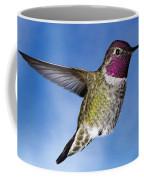 Hovering In Sky Coffee Mug