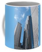 How High The Sky Coffee Mug