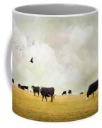 How Now Black Cow Coffee Mug