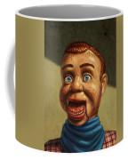 Howdy Doody Dodged A Bullet Coffee Mug by James W Johnson