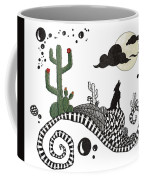 An Evening In The Desert Coffee Mug