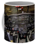 Hu-16b Albatross Cockpit Coffee Mug