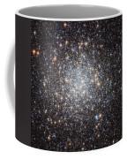 Hubble Image Of Messier 9 Coffee Mug