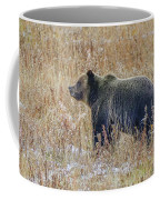 Huck's Snaggletooth Profile Coffee Mug