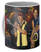 Hud N Lew/ The Daddyo Brothers Coffee Mug
