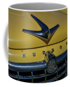 Hudson Hood Ornament And Logo Coffee Mug