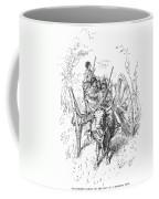 Hudsons Bay Company Traders Coffee Mug
