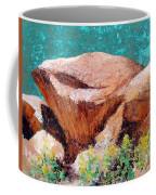 Hueco Tanks Rocks Coffee Mug