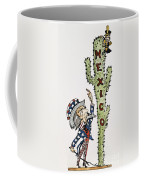 Huerta: Cartoon, C1914 Coffee Mug