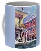 Hues Of The French Quarter Coffee Mug