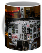 Huey Instrument Panel Coffee Mug