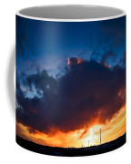 Huge Dusk Cloud Coffee Mug