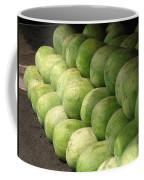 Huge Watermelons Coffee Mug by Yali Shi