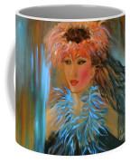 Hula In Turquoise Coffee Mug