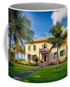 Hulihe'e Palace, Kona, Big Island Hawaii Coffee Mug