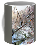 Humber River Winter 3 Coffee Mug