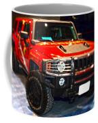 Hummer - Marine Recruiting Coffee Mug
