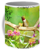 Humminbird Attitude - Digital Paint 3 Coffee Mug