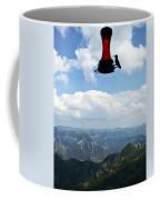 Humming At Copper Canyon Coffee Mug