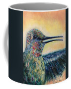 Humming Bird Coffee Mug