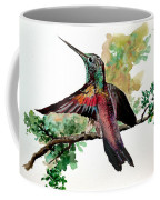 Hummingbird 5 Coffee Mug