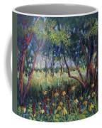 Hummingbird Gardens Coffee Mug