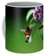 Hummingbird Hawk Moth - Five Coffee Mug