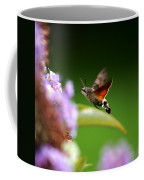 Hummingbird Hawk Moth - Four Coffee Mug