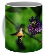 Hummingbird Hawk Moth 2 Coffee Mug