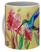 Hummingbird II Coffee Mug