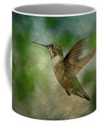 Hummingbird In Flight II Coffee Mug
