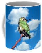 Hummingbird On High Coffee Mug